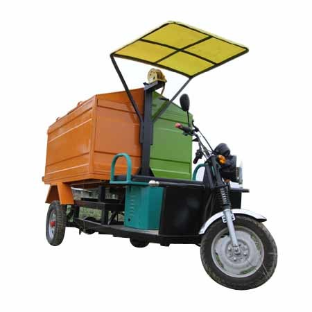 Battery Operated Rickshaw Cart