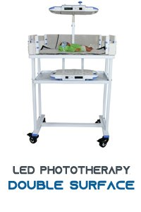 Phototherapy Unit (Double Surface) Sis 2060a