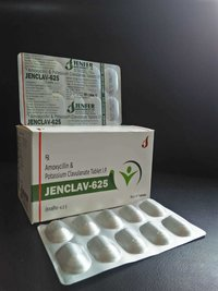 Amoxicillin CLAV TAB