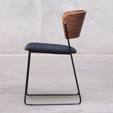 Metal Bar chair