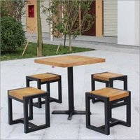 Ban Ghe Cafe Mini Table