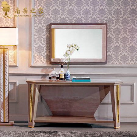 Italian Design Hotel Console Table