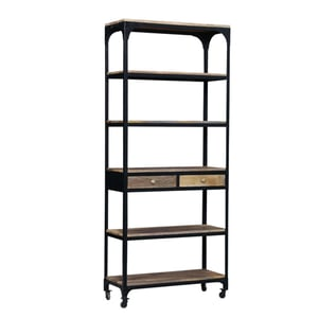 Industrial Book Shelves