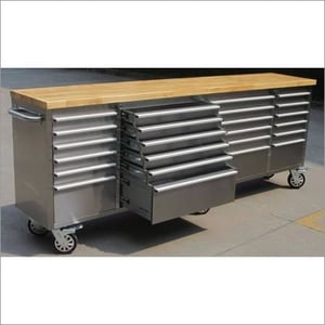 Garage Tool Chest Rolling Tool