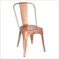 Copper Plated Chair