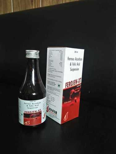 FERROUS ASCORBATE 35MG+FOLIC ACID 550MCG/10ML