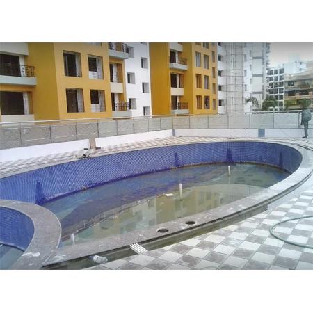 Swimming Pool Railing