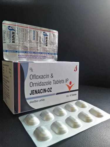 OFLOXACIN 200MG+ORNIDAZOLE 500MG