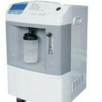 Oxygen Concentrator Single Bottle
