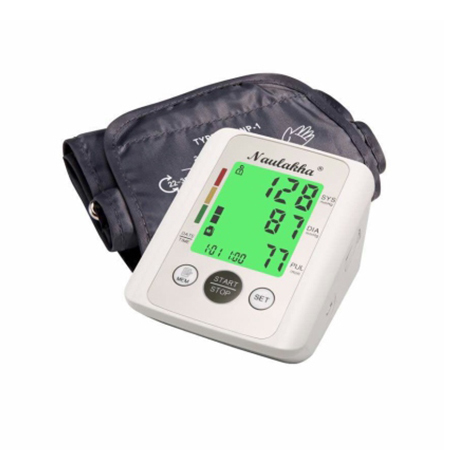 USB Compatible Blood Pressure monitor