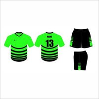 Custom soccer Garments