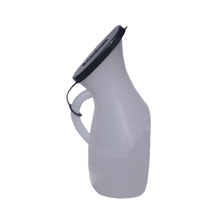 Male Female Reusable Plastic Urinal