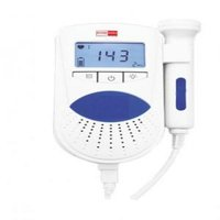 FETAL DOPPLER BLACK&WHITE