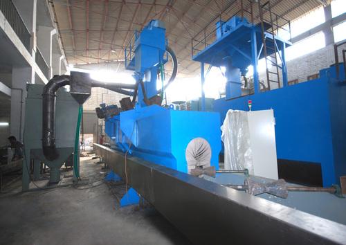 Airless Diabola Type Sand Blasting Machine