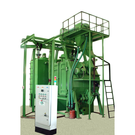 Airless Y Hanger Type Shot Blasting Machine