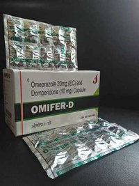 OMEPERAZOLE  20MG+DOMPERIDON 10MG