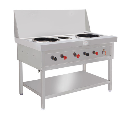 Gas Range  For Hotels