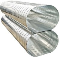 Industrial Oval Ducts