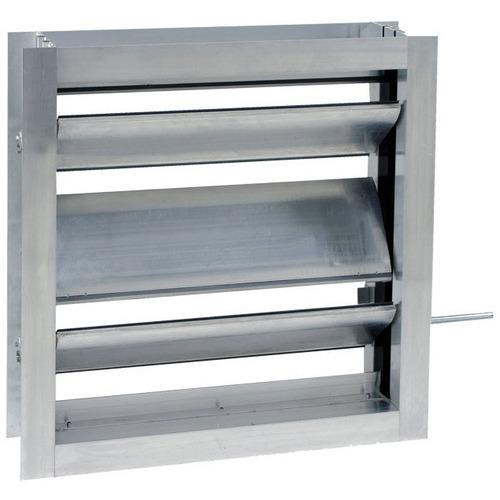 Aluminium Aerofoil Damper