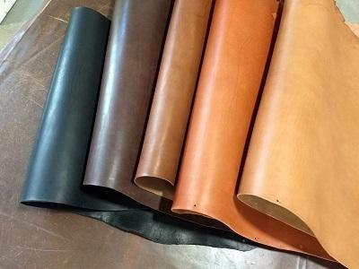 Lining Finished Leather