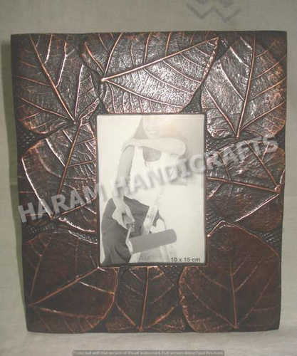Decorative Leaf Pattern Photo Frames