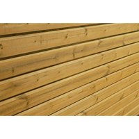 Thermo Pine Wood