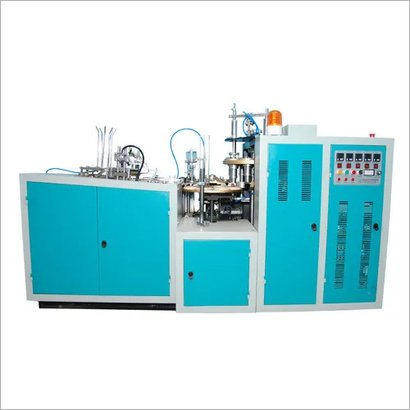 Fully Automatic Paper Cup Making Machine Capacity: 400 Kg/Hr