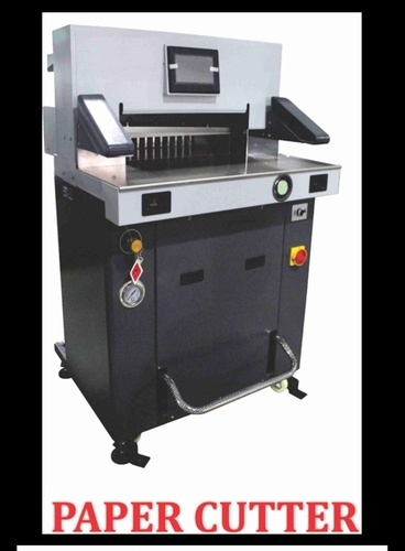 Hydraulic Paper Cutter Machine