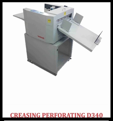 Creasing Perforating Machine