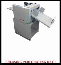 CREASING PERFORATING D340
