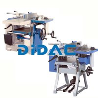 Combi Planers Wood Working Machine