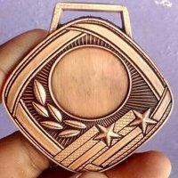 Copper Coated Medal