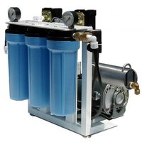 Green House Reverse Osmosis Plant