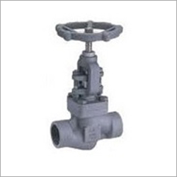 AUDCO (L&T) Make Forged Steel Globe Valve