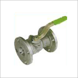 Audco Single Piece Ball Valve Flanged End