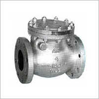 AUDCO (L&T) Make Swing Check Valve
