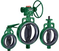 L&T Make Butterfly Valve