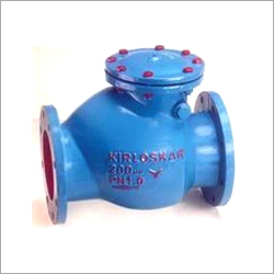 KIRLOSKAR Cast Iron Refulx (Non Return) Valve (Swing Check Type)
