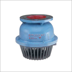 kirloskar Foot Valve (Swing Type)