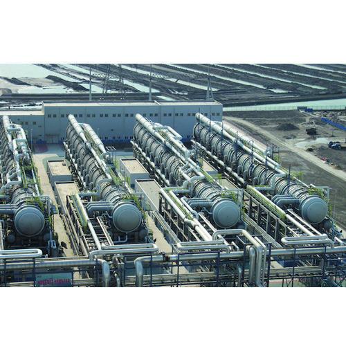 Desalination Filter System
