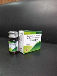 SIMITHICONE 40MG+DILL OIL(0.005)+FENNEL OIL(0.007)/ML