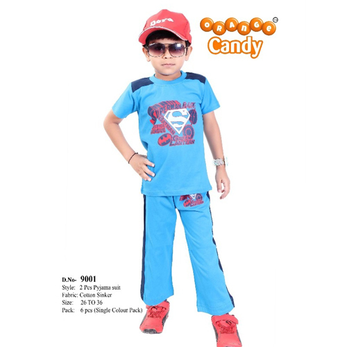 Boys Pajama Suit