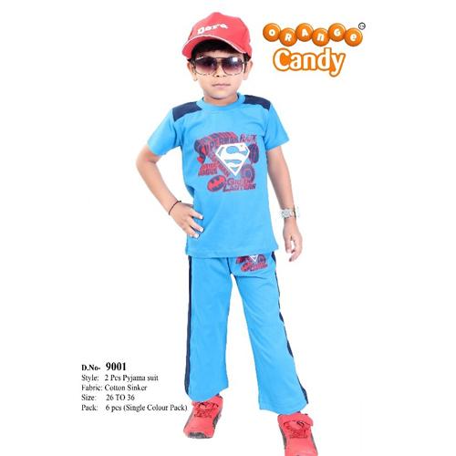 Boys Pajama Suit