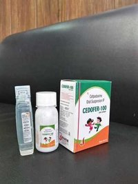 CEFPODOXIME PROXETIL 100MG /5ML+STERILE WATER 30ML