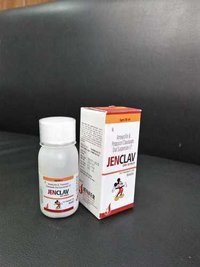 AMOXYCILLIN 200MG+CLAVULANIC ACID 28.5MG DRY SYP/5ML