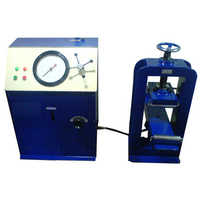 Flexure Testing Machine Analogue