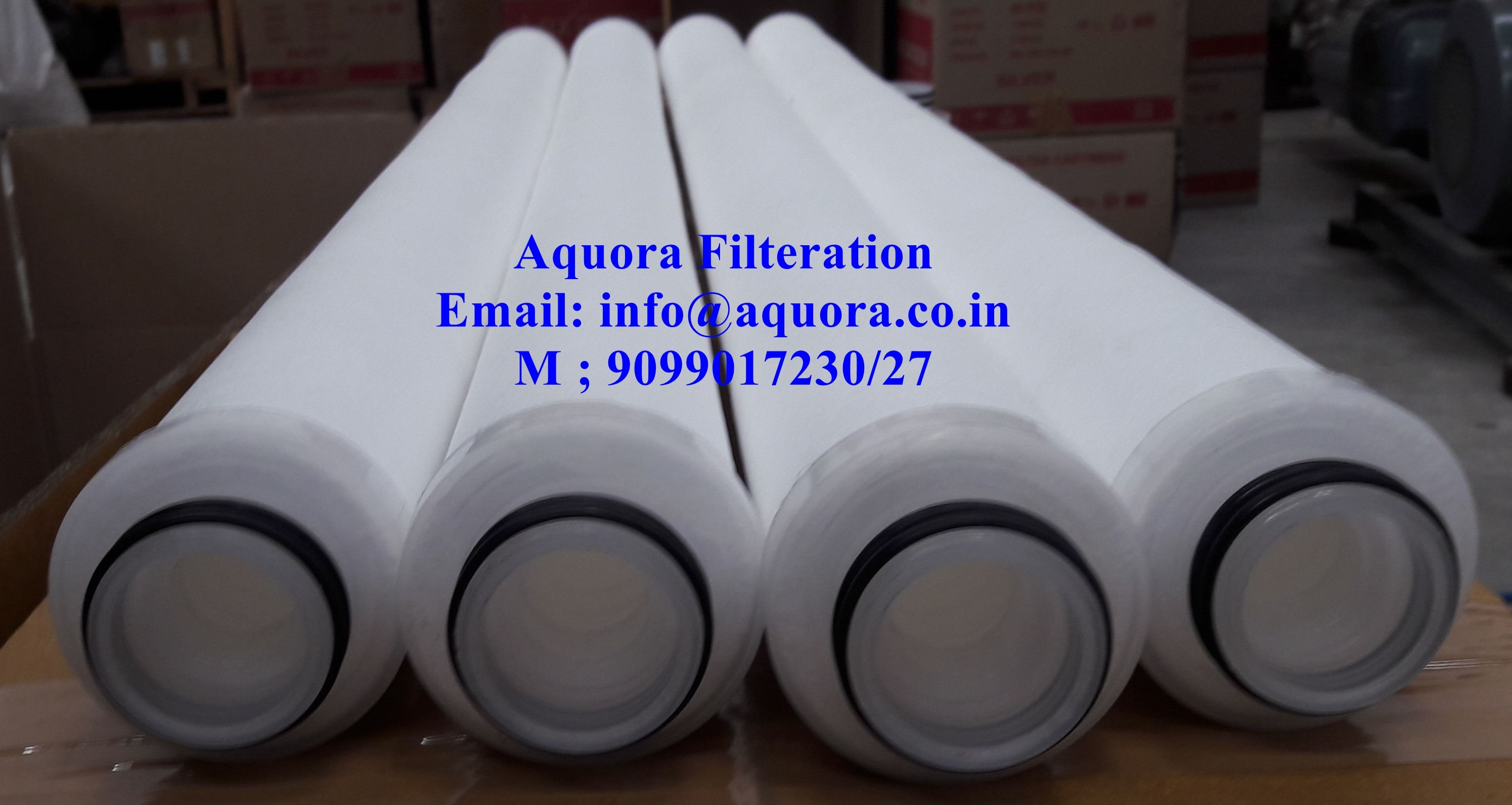 Filter Cartridge With Core-7 S.O.E