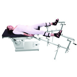 ORTHOPEDIC TABLE WITH HANGING  ATTACHMENT