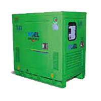 5 KVA 12.5KVA Slim Power Generator