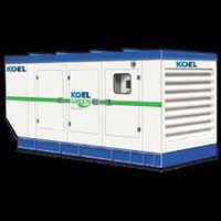 Heavy Silent Diesel Generator